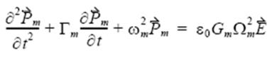 FDTD - Drude-Lorentz expression