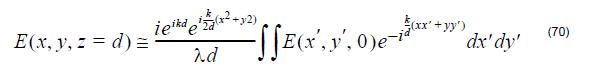 FDTD - Equation 70