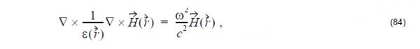 FDTD - Equation 84