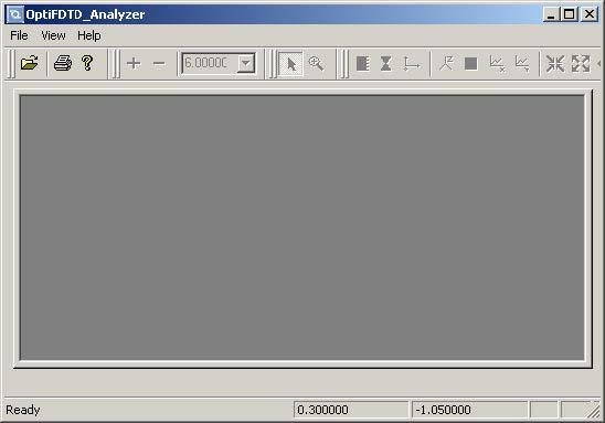 FDTD - Figure 48 OptiFDTD_Analyzer