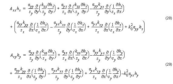 BPM - Equation 28 - 29