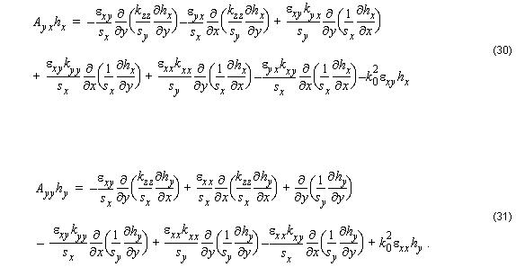 BPM - Equation 30 - 31