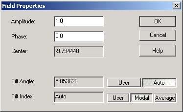 BPM - Figure 15 Field Properties dialog box