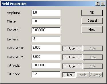 BPM - Figure 5 Field Properties dialog box