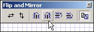BPM - Flip and Mirror toolbar