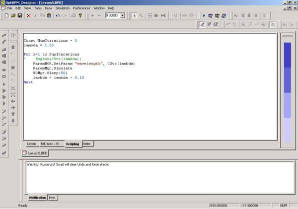 BPM - Figure 12 Script