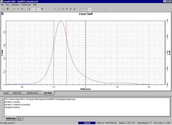 BPM - Figure 24 Simulation — Cut View