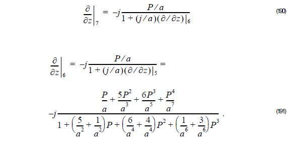 Optical BPM - Equation 190 - 191
