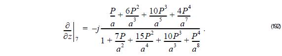 Optical BPM - Equation 192