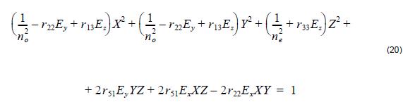 Optical BPM - Equation 20
