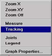 Optical Fiber - joints context menu